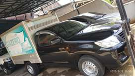 Toyota Hilux Box 4x2 2011 bensin manual