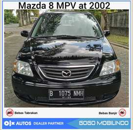 [DP25JT] Mazda 8 MPV AT 2002 Sunroof