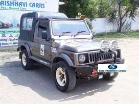 Mahindra Others, 1995, Petrol