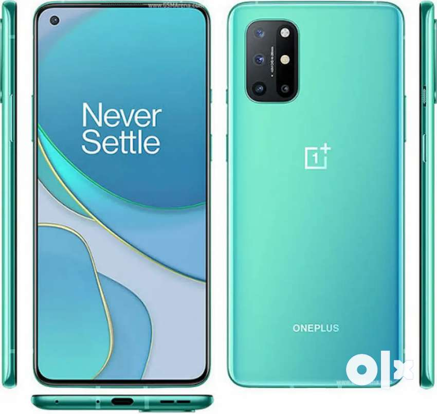 OnePlus 8T 8/128 3 month old with bill box charger