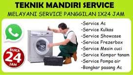Service Kulkas | Mesin cuci | Bongkar pasang Ac | Frezerbox
