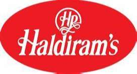 full time job in haldiram