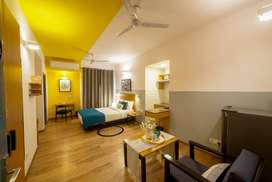 Furnished Service apartment -Olive by Embassy @ Brigade road