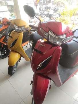 Honda Activa 2021 model low down payment