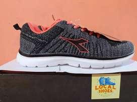 Sepatu Diadora Running womens Original
