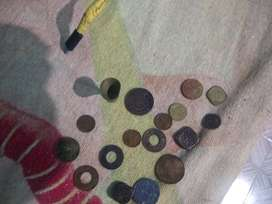 Rare coins.