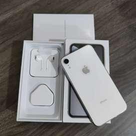 IPhone XR 64Gb White Fullset Istimewa Mulusss