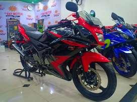 Kawasaki ninja rr 150 cc tahun 2014