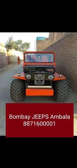 Jeep Modified, MAHINDRA JEEP, Willy jeep, Thar Modified