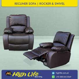 Compact Series Recliner Imported (High LIfe)