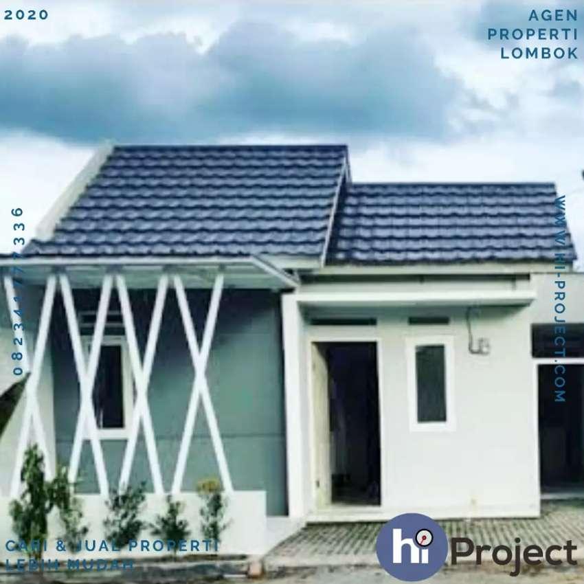 Rumah subsidi Alam Tembesi Asri Gerung Lombok barat S042 0