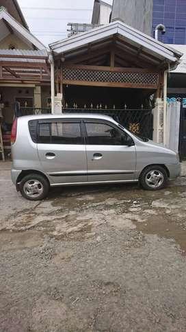 Hyundai Atoz GLS AT 2001 Mulus Mesin Sehat