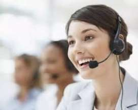Telecalling Job only female
