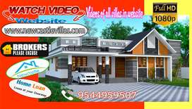 Mannoor 8 cent 1780sqft 4attached bedroom House Main Road Side