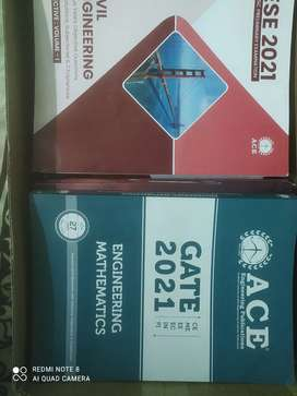 ACE Materials Gate+ESE(civil engineering) books