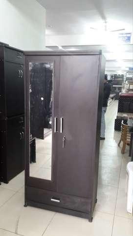 Brand new Wooden Wardrobe With Mirror