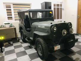 Mahindra Jeep Others, 1984, Diesel