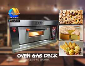 Oven Gas Getra RFL-11SS
