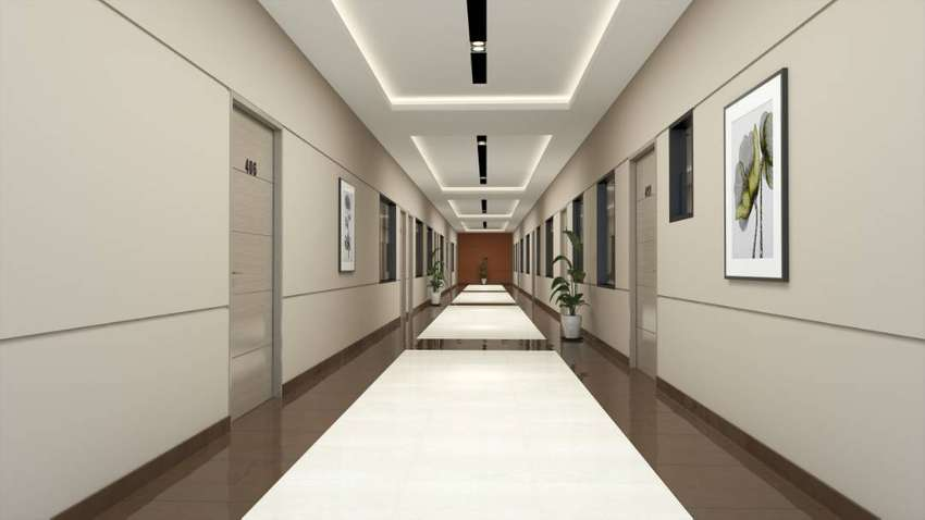 1185 SQ Ft Commercial Office for sale in Bahria Town Karachi 0