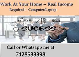 Online/Offline -- Typing Work Available -- (Data Entry Work)