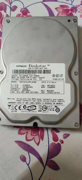 Hitachi deskstar Hard disk