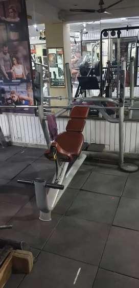 Gym fitline important setup