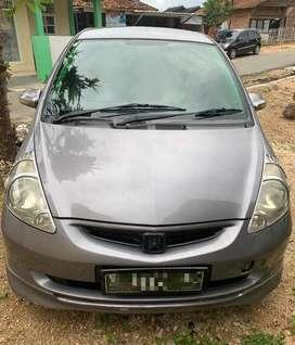 Dijual Honda Jazz Vtec 2006