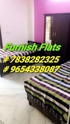 Vasundhara : Furnish 2bhk flat on rent in vasundhara