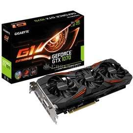 Gigabyte GeForce GTX 1070 G1  Gaming-8G for sell
