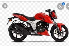 Brand new bike 5000/- down payment Mumbai
