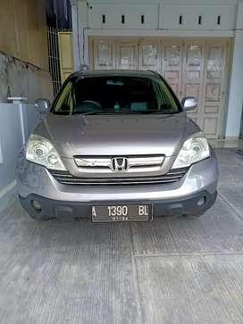 Honda CRV 2.0 Automatic