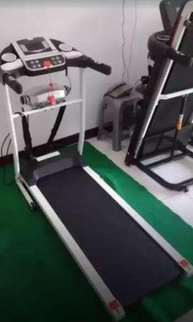 Treadmill elektrik sammagefitt 50 pesantren