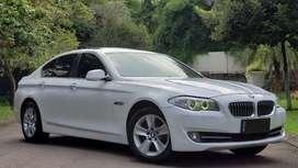 Jual BMW 528i Twin Turbo 2013! Perfect Sedan Premium! Ful Orisinil!