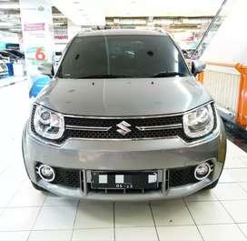 Suzuki ignis Gx 2018 km.14rb pajak pnjng