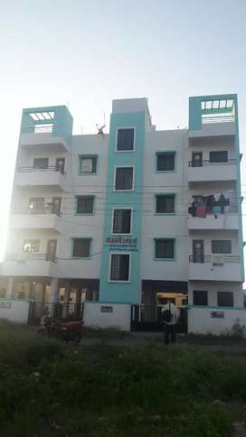 1bhk flat for sale in very good condition located