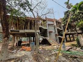 3bhk flat is up for sale in Panjabari,Guwahati