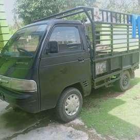 Suzuki Carry Pick Up Futura 2005