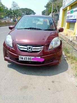 Honda Amaze 1.5 SX i-DTEC, 2014, Diesel