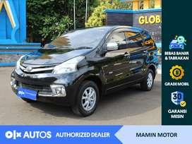 [OLX Autos] Daihatsu Xenia 2014 R Deluxe M/T Bensin Hitam #Mamin Motor