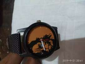 Watch only 100 rupee
