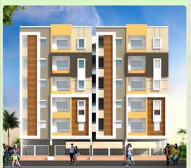2 Bhk flat for sale near Hill County
