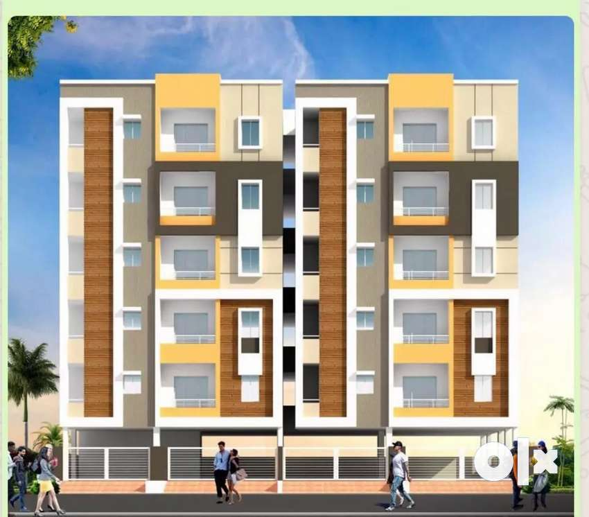 2 Bhk flat for sale near Hill County 0