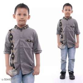 Baju kemeja Koko anak murah