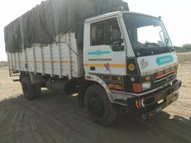Tata 1109 model 2011 new passing and insurance front tyre new