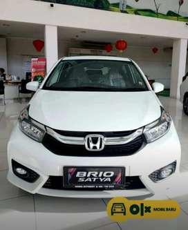 [Mobil Baru] Honda BRIO DP 49 jutaann Gratis service 50rb / 4th