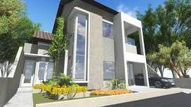 Desain Rumah 3D Bandar Lampung