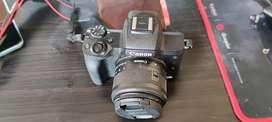 Canon m50 Best Condition