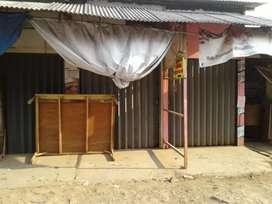 Kios Pasar Tempel Way Halim Permai 6 Jt/ stengah th