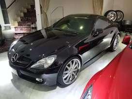 Mercedes Benz SLK280 CABRIOLET 2010
