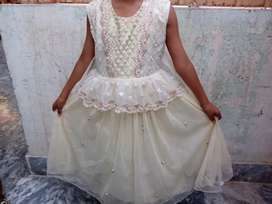 Frock for 8-11 year girl